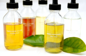 scent bar oils leaf